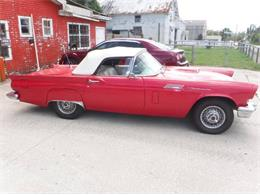 1957 Ford Thunderbird (CC-1340388) for sale in Cadillac, Michigan