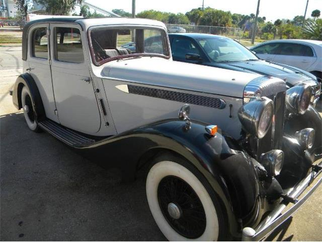 1937 Daimler Antique (CC-1340389) for sale in Cadillac, Michigan