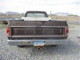 1981 Dodge W150 (CC-1340391) for sale in Cadillac, Michigan
