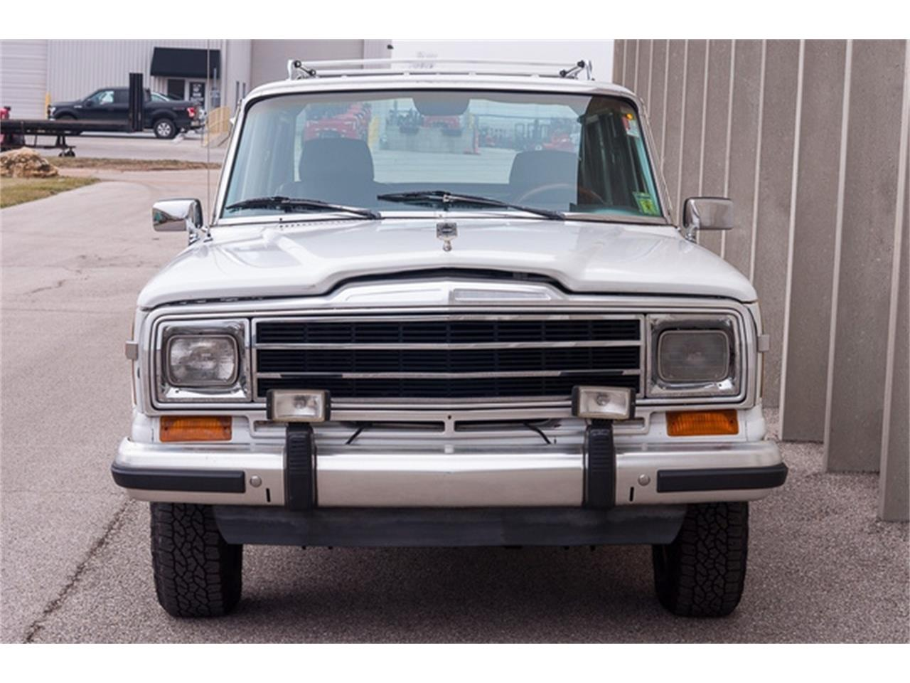 1990 Jeep Grand Wagoneer (CC-1343914) for sale in St. Louis, Missouri
