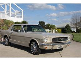1966 Ford Mustang (CC-1340393) for sale in Cadillac, Michigan