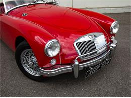 1957 MG MGA (CC-1343931) for sale in Kelowna, British Columbia