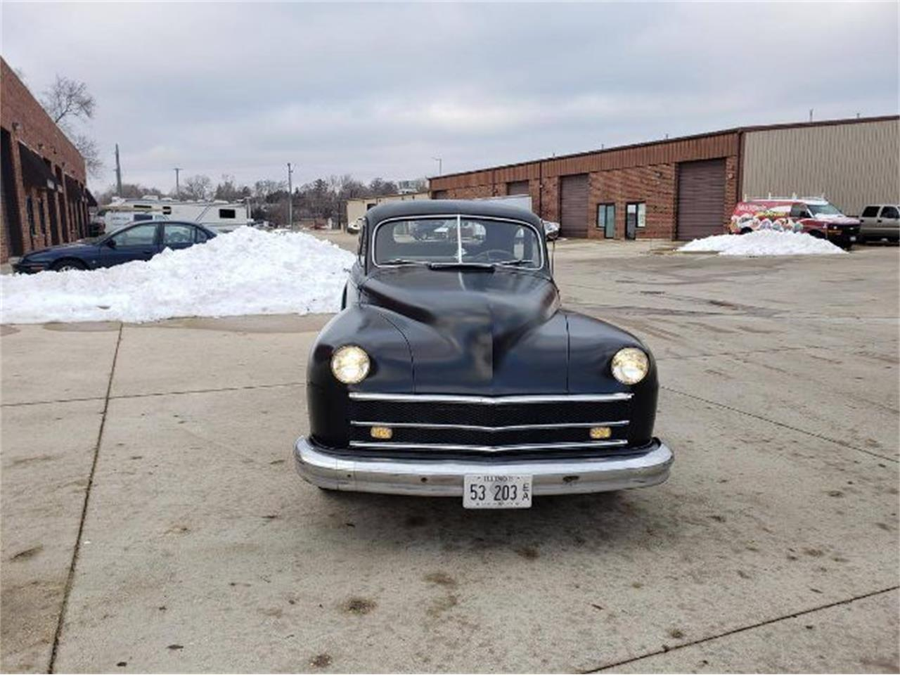 1948 Chrysler Coupe (CC-1340394) for sale in Cadillac, Michigan