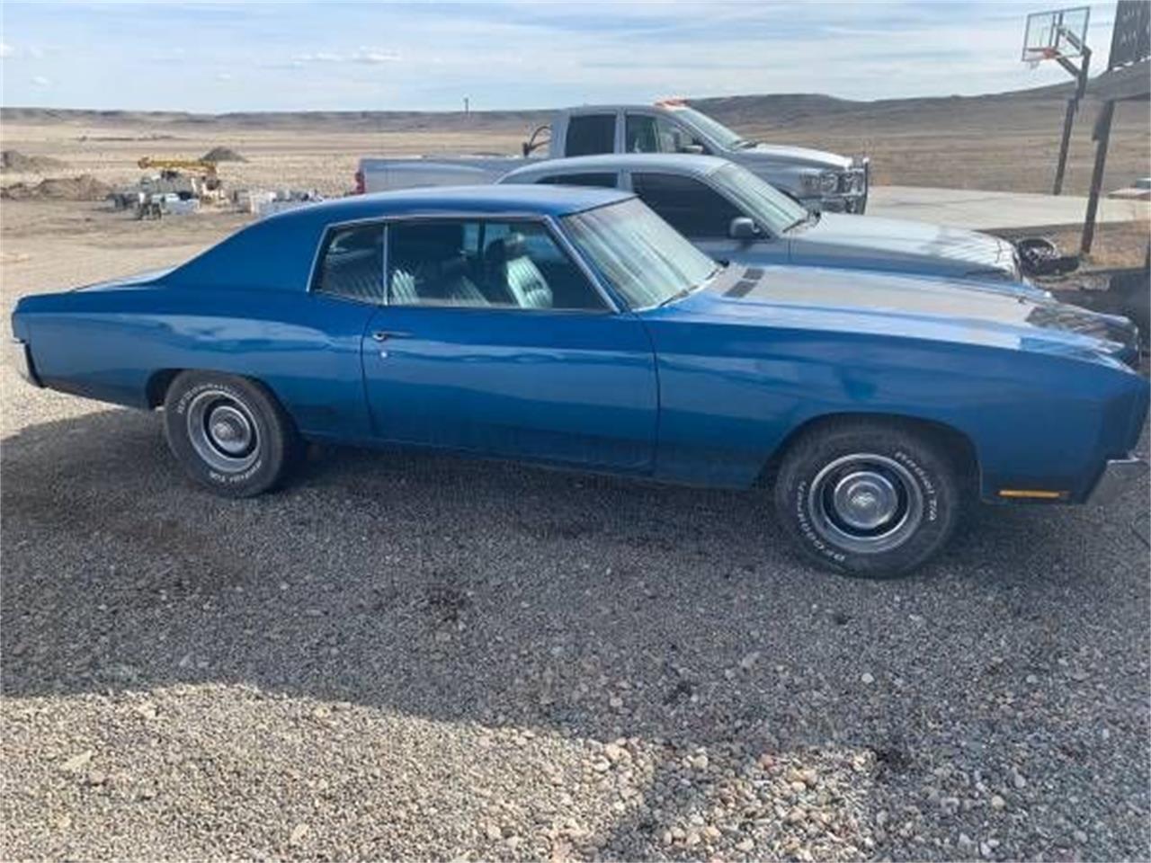 1972 Chevrolet Monte Carlo (CC-1343947) for sale in Cadillac, Michigan