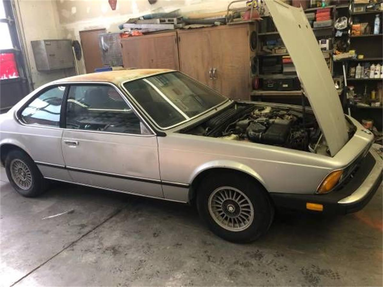 1977 BMW 6 Series (CC-1343949) for sale in Cadillac, Michigan
