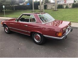 1972 Mercedes-Benz 350SL (CC-1340395) for sale in Cadillac, Michigan