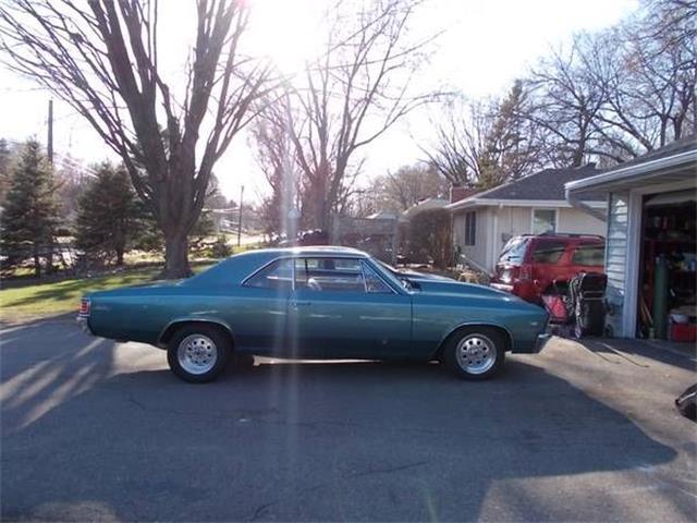 1967 Chevrolet Chevelle (CC-1343951) for sale in Cadillac, Michigan