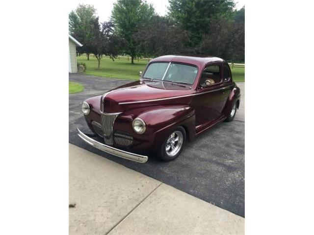 1941 Ford Coupe (CC-1343952) for sale in Cadillac, Michigan
