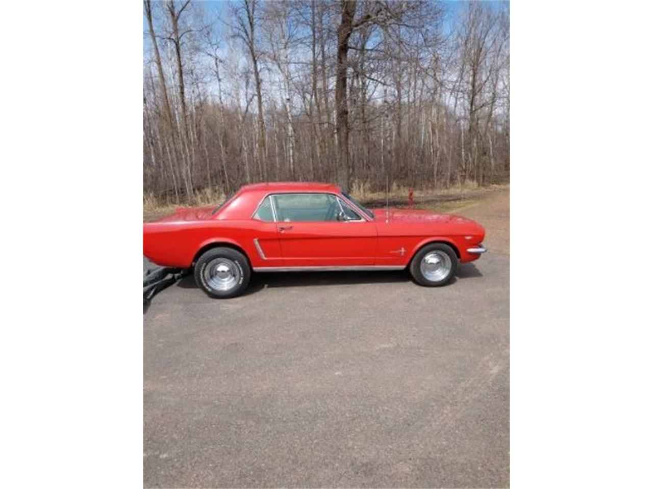 1965 Ford Mustang (CC-1343960) for sale in Cadillac, Michigan