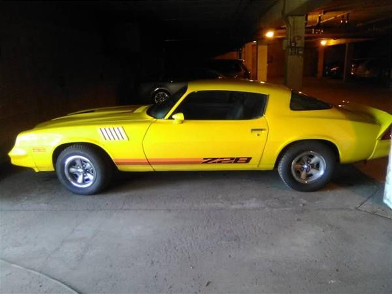 1978 Chevrolet Camaro (CC-1343966) for sale in Cadillac, Michigan