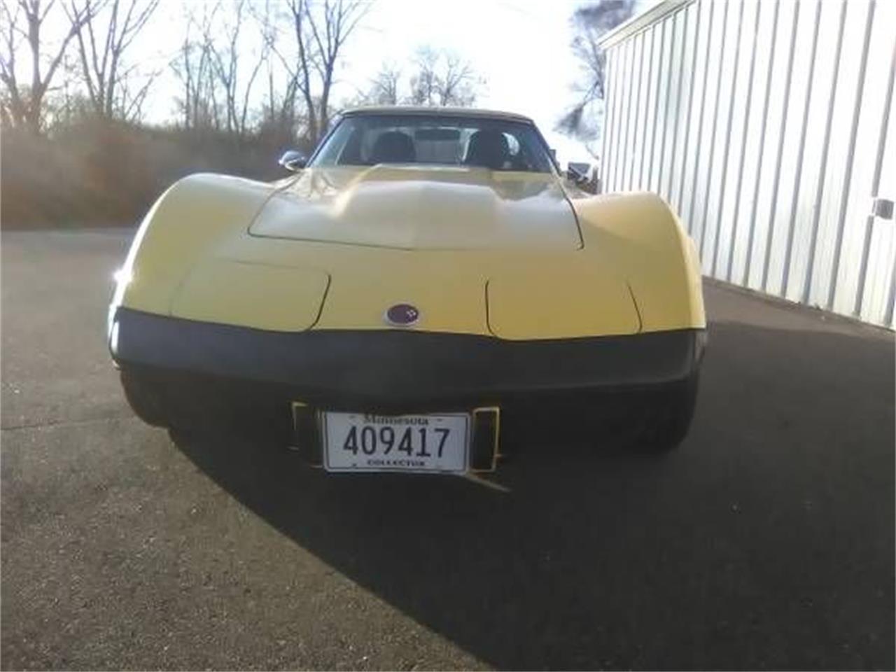 1975 Chevrolet Corvette (CC-1343967) for sale in Cadillac, Michigan