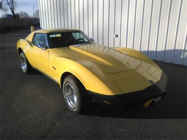 1975 Chevrolet Corvette (CC-1343967) for sale in Cadillac, Michigan