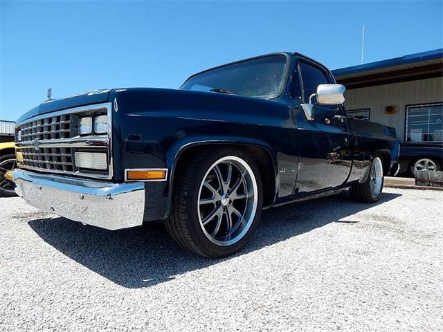 1986 Chevrolet C/K 10 (CC-1343991) for sale in Wichita Falls, Texas
