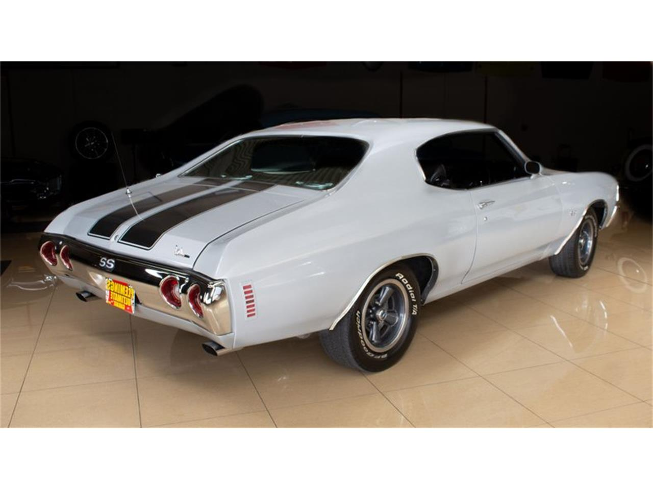1972 Chevrolet Chevelle (CC-1343997) for sale in Rockville, Maryland
