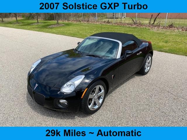 2007 Pontiac Solstice (CC-1344002) for sale in Shelby Township, Michigan
