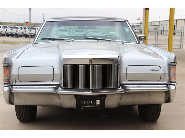 1969 Lincoln Continental Mark III (CC-1344051) for sale in Fort Worth, Texas