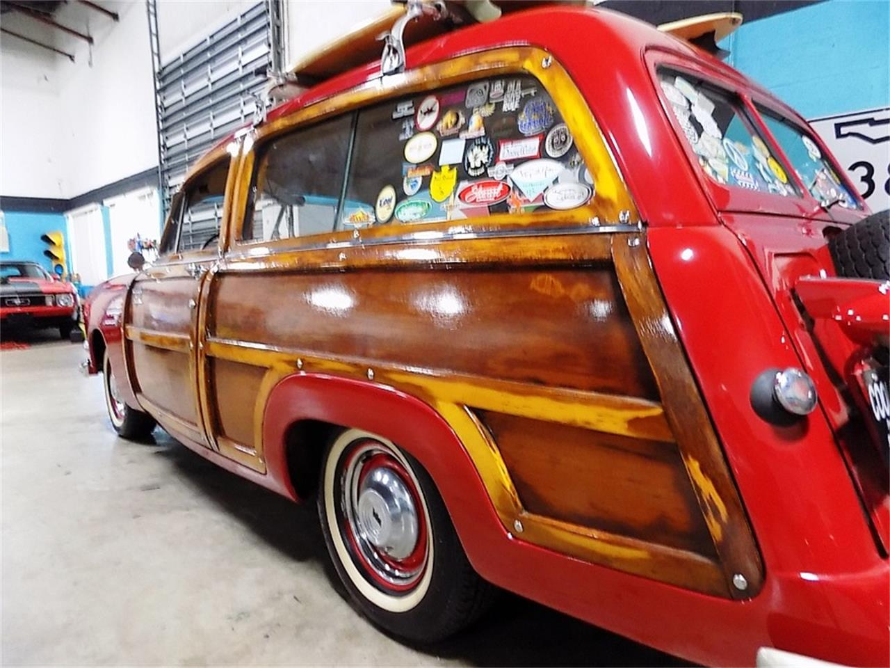 1951 Ford Woody Wagon (CC-1344060) for sale in pompano beach, Florida