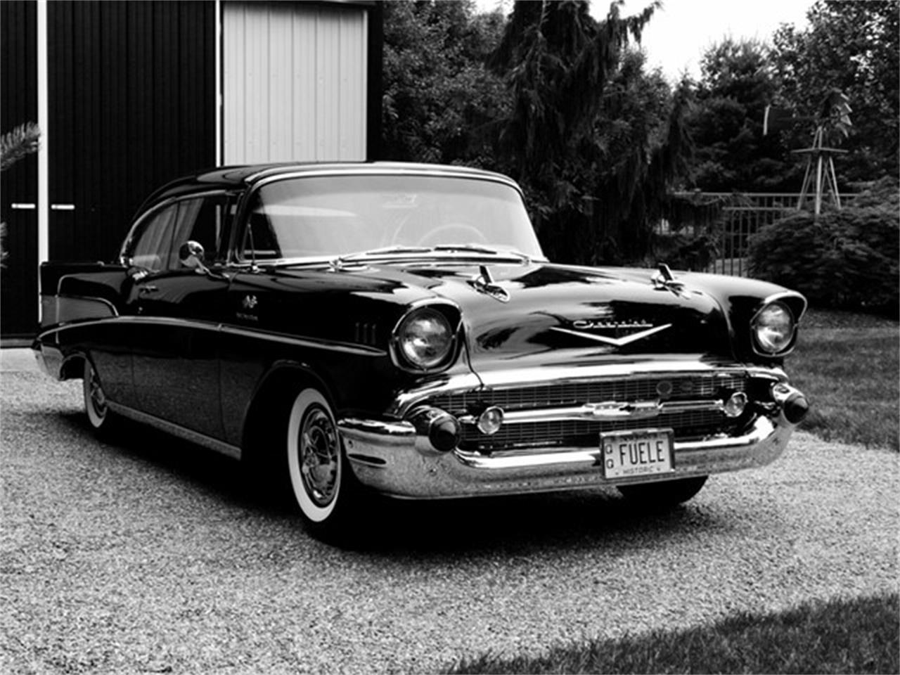 1957 Chevrolet Bel Air (CC-1344065) for sale in Flemington, New Jersey