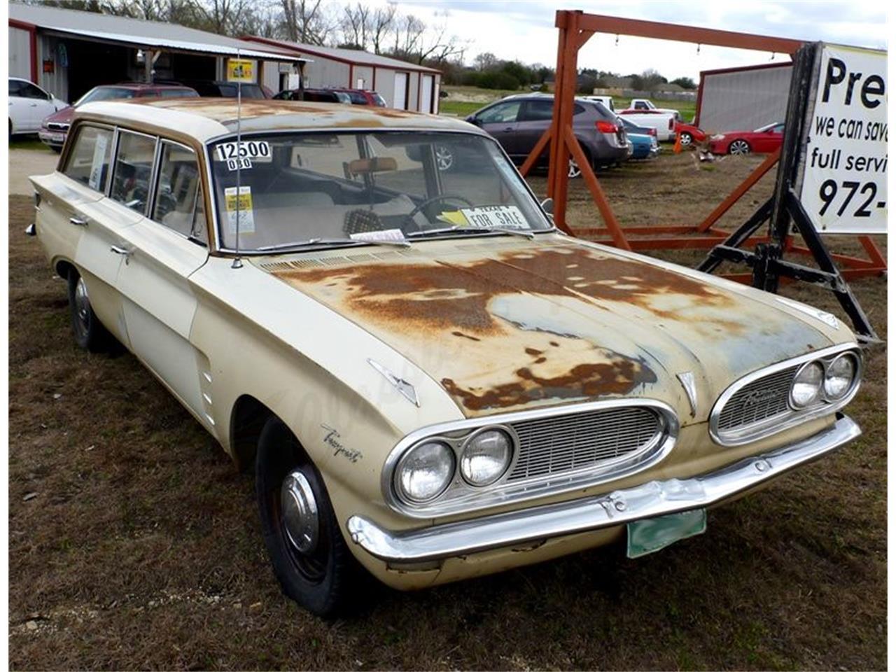 1961 Pontiac Safari (CC-1344070) for sale in Arlington, Texas