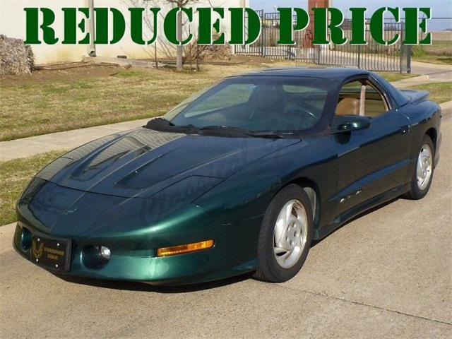 1994 Pontiac Firebird Formula (CC-1344073) for sale in Arlington, Texas