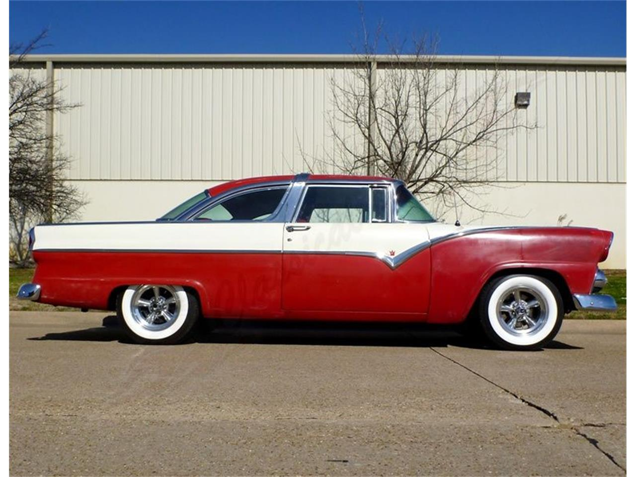1955 Ford Crown Victoria (CC-1344074) for sale in Arlington, Texas