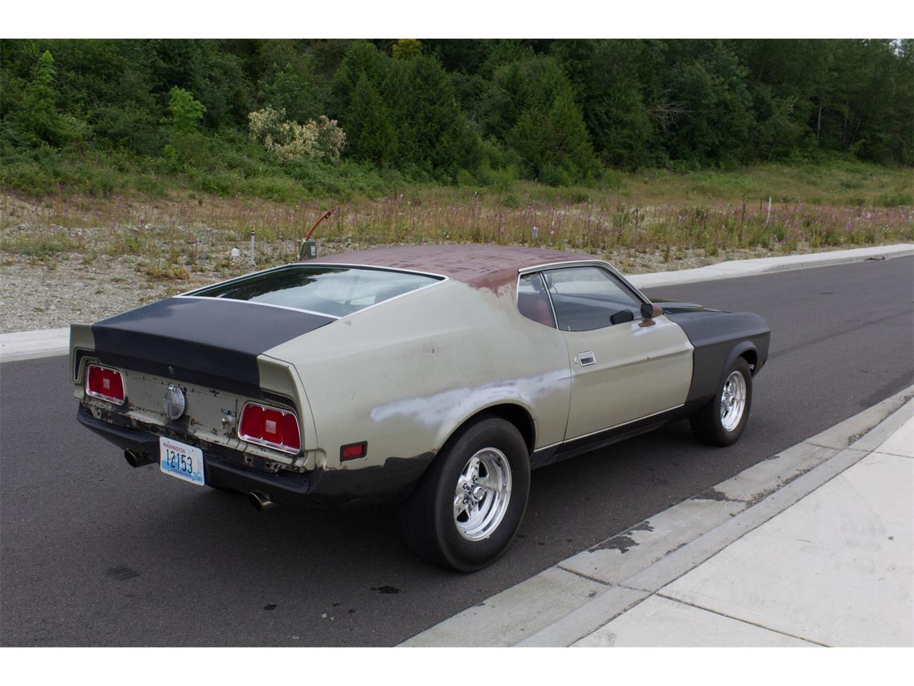 1971 Ford Mustang Mach 1 (CC-1344079) for sale in Bonney Lake, Washington