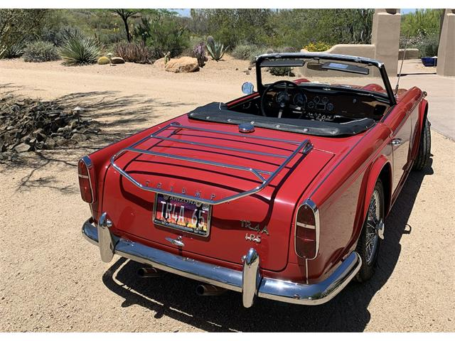 1965 Triumph TR4 (CC-1344097) for sale in Scottsdale, Arizona