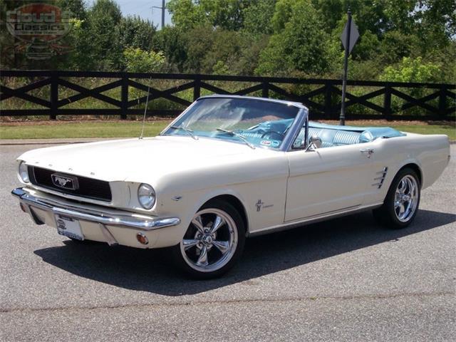 1966 Ford Mustang (CC-1344103) for sale in Alpharetta, Georgia