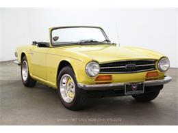 1974 Triumph TR6 (CC-1344122) for sale in Beverly Hills, California