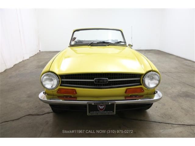 1974 Triumph TR6 (CC-1344122) for sale in Beverly Hills, California
