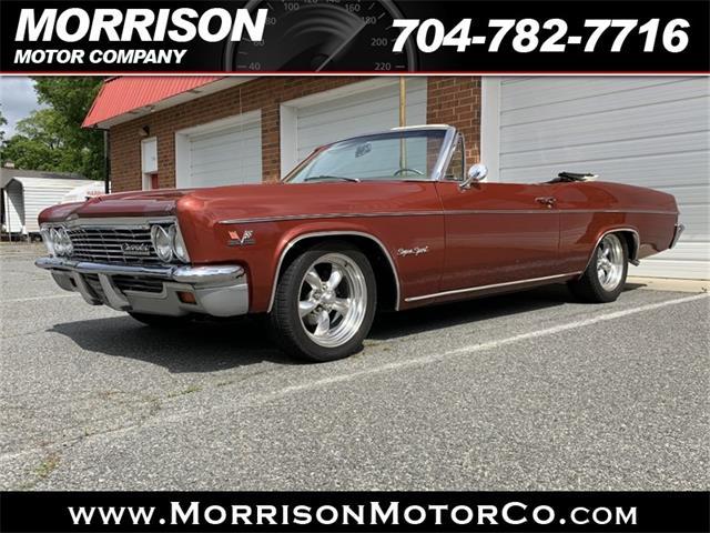1966 Chevrolet Impala SS (CC-1344141) for sale in Concord, North Carolina
