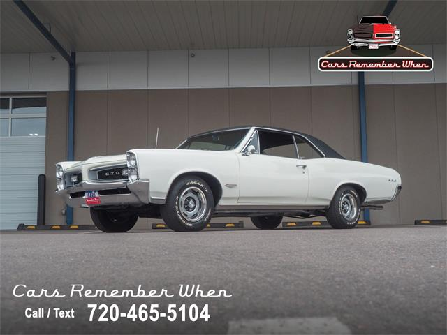 1966 Pontiac GTO (CC-1344147) for sale in Englewood, Colorado