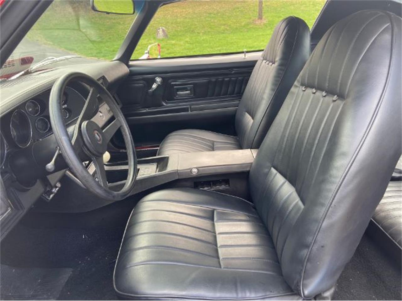 1972 Chevrolet Camaro (CC-1344152) for sale in Cadillac, Michigan