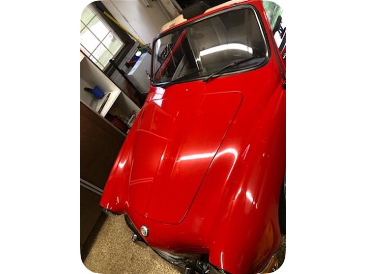 1971 Volkswagen Karmann Ghia (CC-1344153) for sale in Cadillac, Michigan