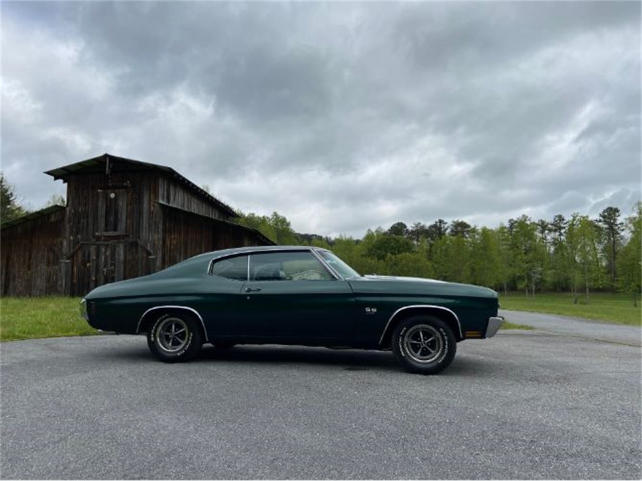 1970 Chevrolet Chevelle (CC-1344157) for sale in Cadillac, Michigan