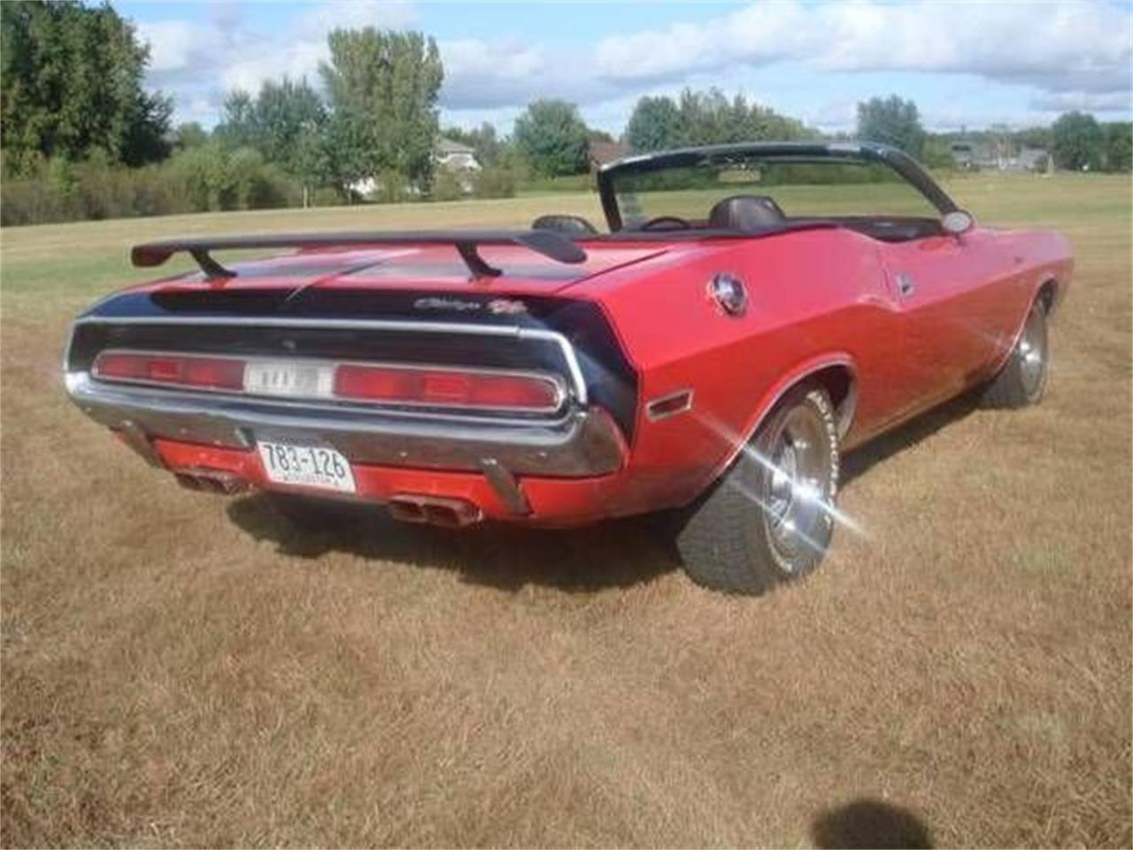 1970 Dodge Challenger (CC-1344160) for sale in Cadillac, Michigan