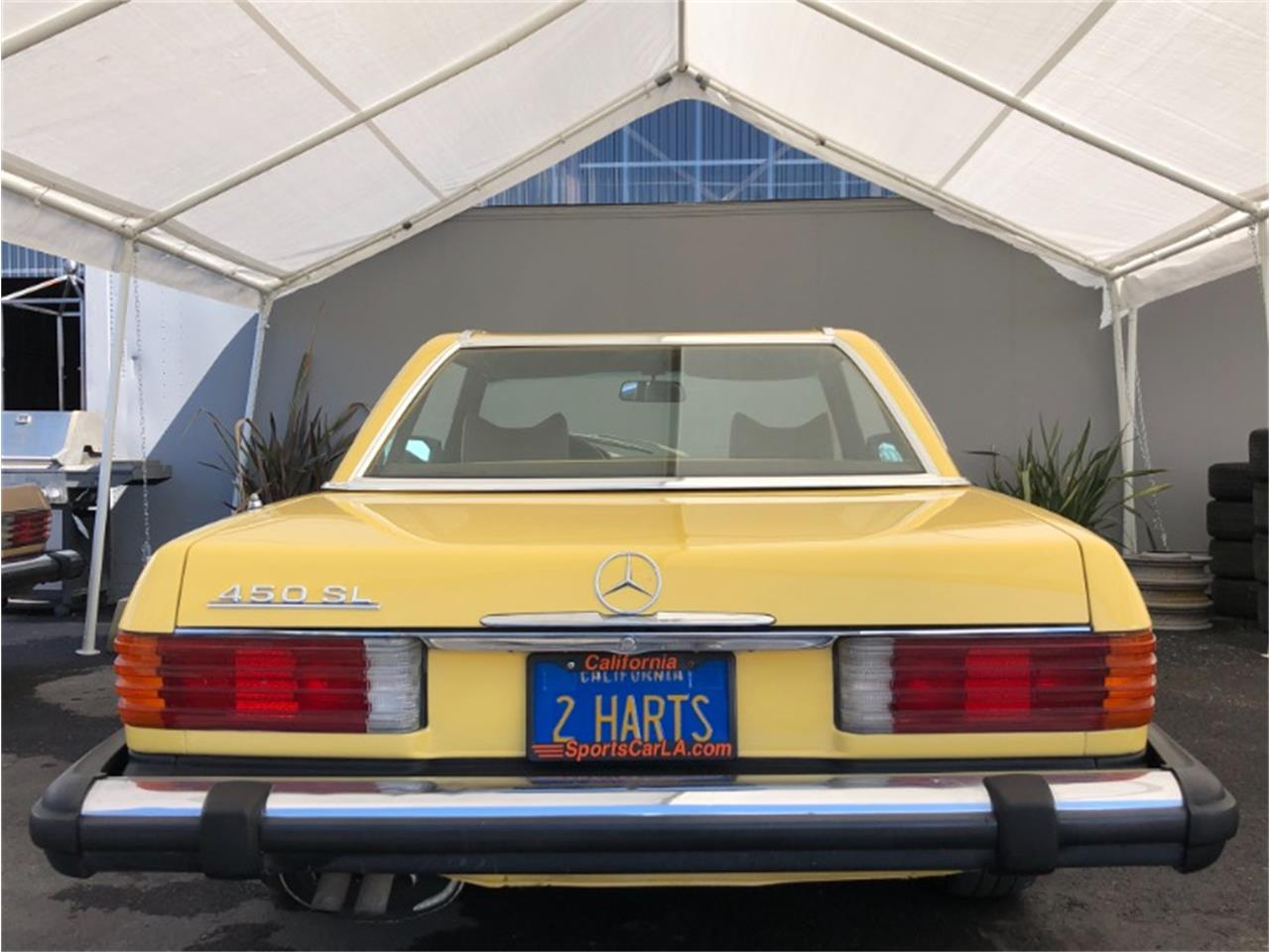1978 Mercedes-Benz 450 (CC-1344177) for sale in Los Angeles, California