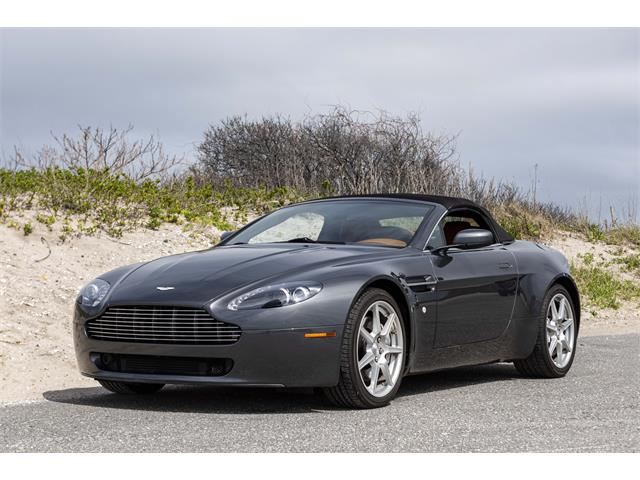 2007 Aston Martin Vantage (CC-1344224) for sale in Stratford, Connecticut