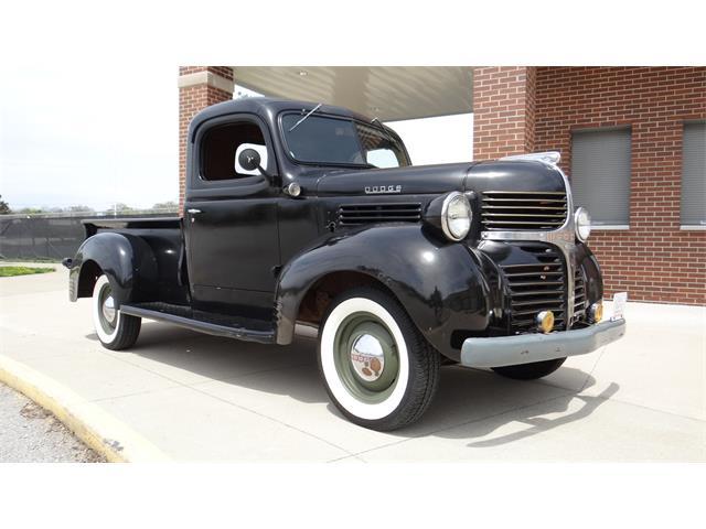 1947 Dodge 1/2-Ton Pickup (CC-1344227) for sale in Davenport, Iowa