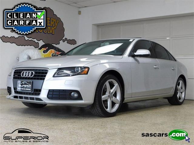 2011 Audi A4 (CC-1344237) for sale in Hamburg, New York