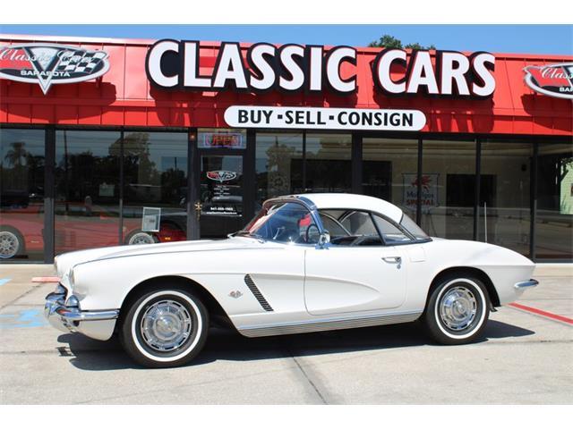 1962 Chevrolet Corvette (CC-1344258) for sale in Sarasota, Florida