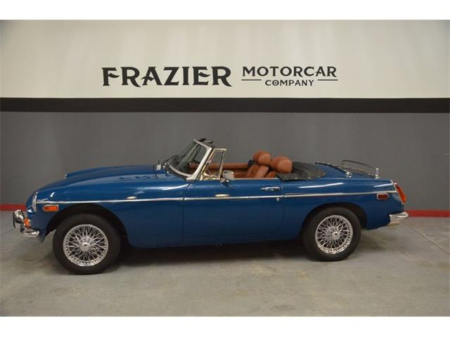 1974 MG MGB (CC-1344273) for sale in Lebanon, Tennessee