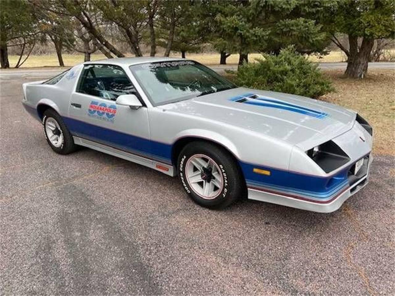 1982 Chevrolet Camaro (CC-1344278) for sale in Cadillac, Michigan