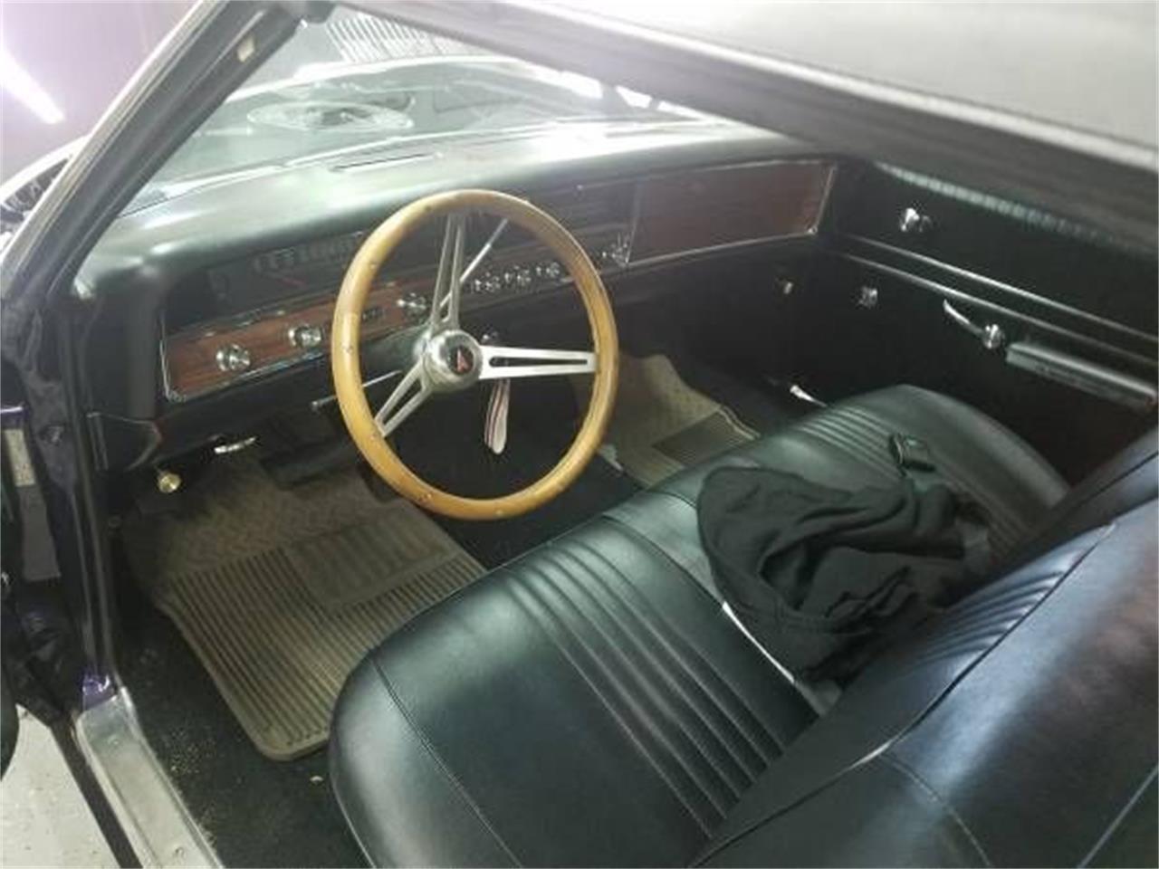 1967 Pontiac Catalina (CC-1344283) for sale in Cadillac, Michigan