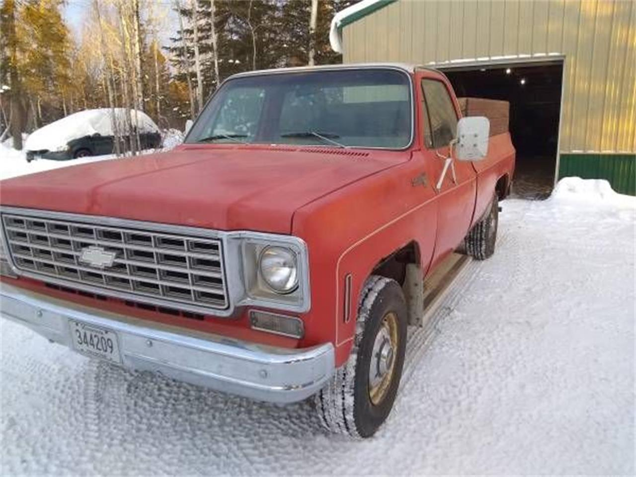1975 Chevrolet Scottsdale (CC-1344284) for sale in Cadillac, Michigan