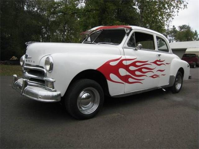 1950 Plymouth Sedan (CC-1344285) for sale in Cadillac, Michigan