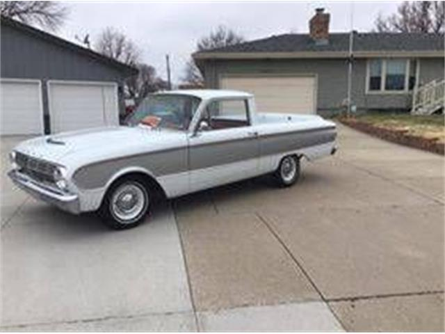 1963 Ford Ranchero (CC-1344287) for sale in Cadillac, Michigan