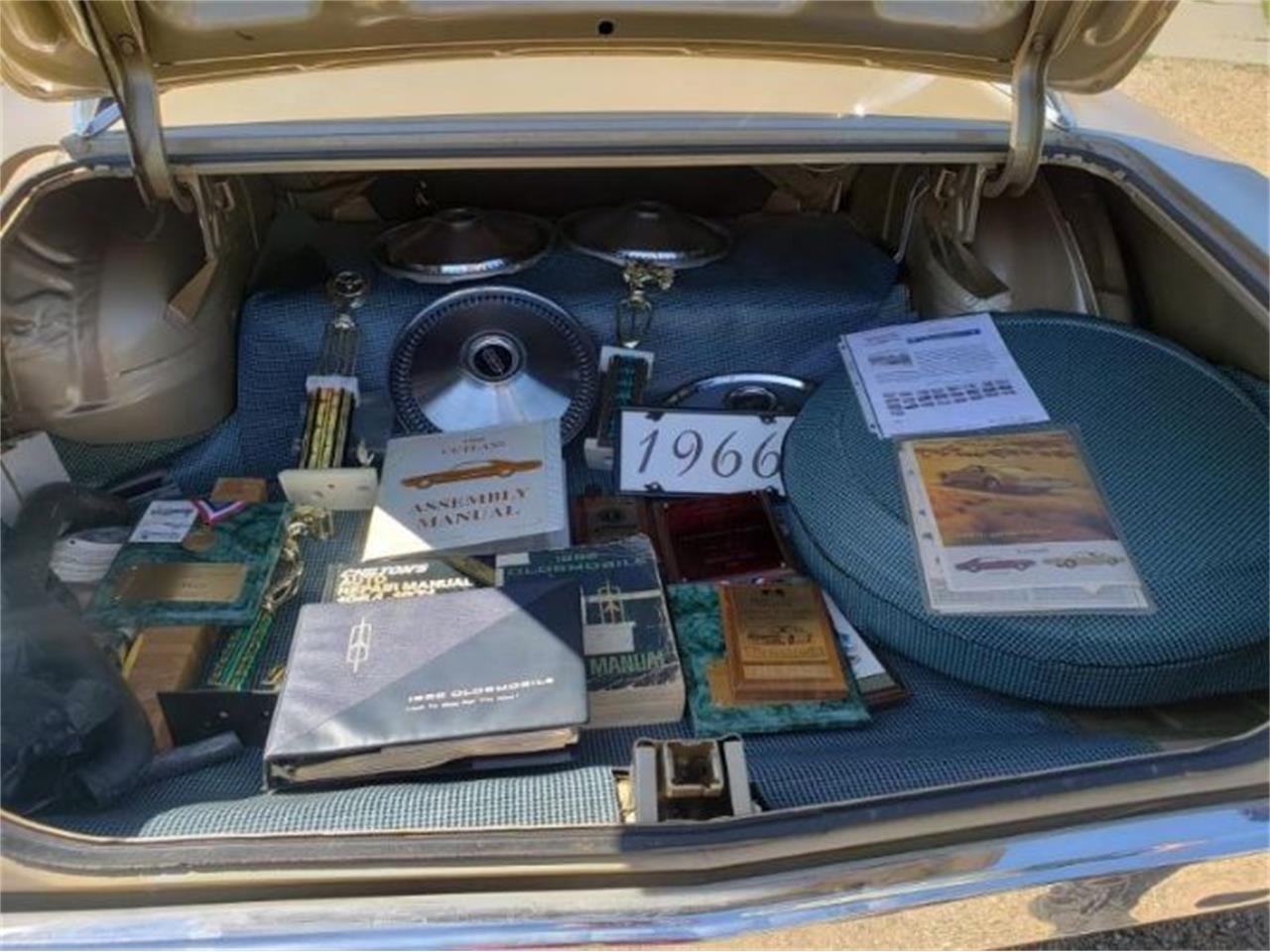 1966 Oldsmobile Cutlass (CC-1344289) for sale in Cadillac, Michigan