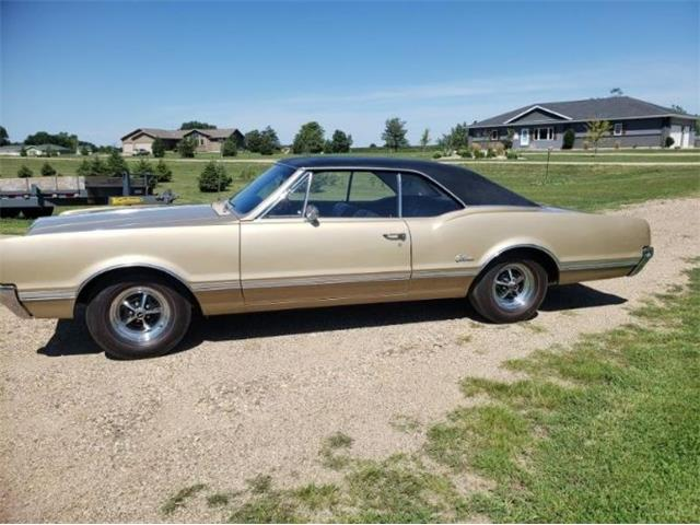 1966 Oldsmobile Cutlass (CC-1344289) for sale in Cadillac, Michigan