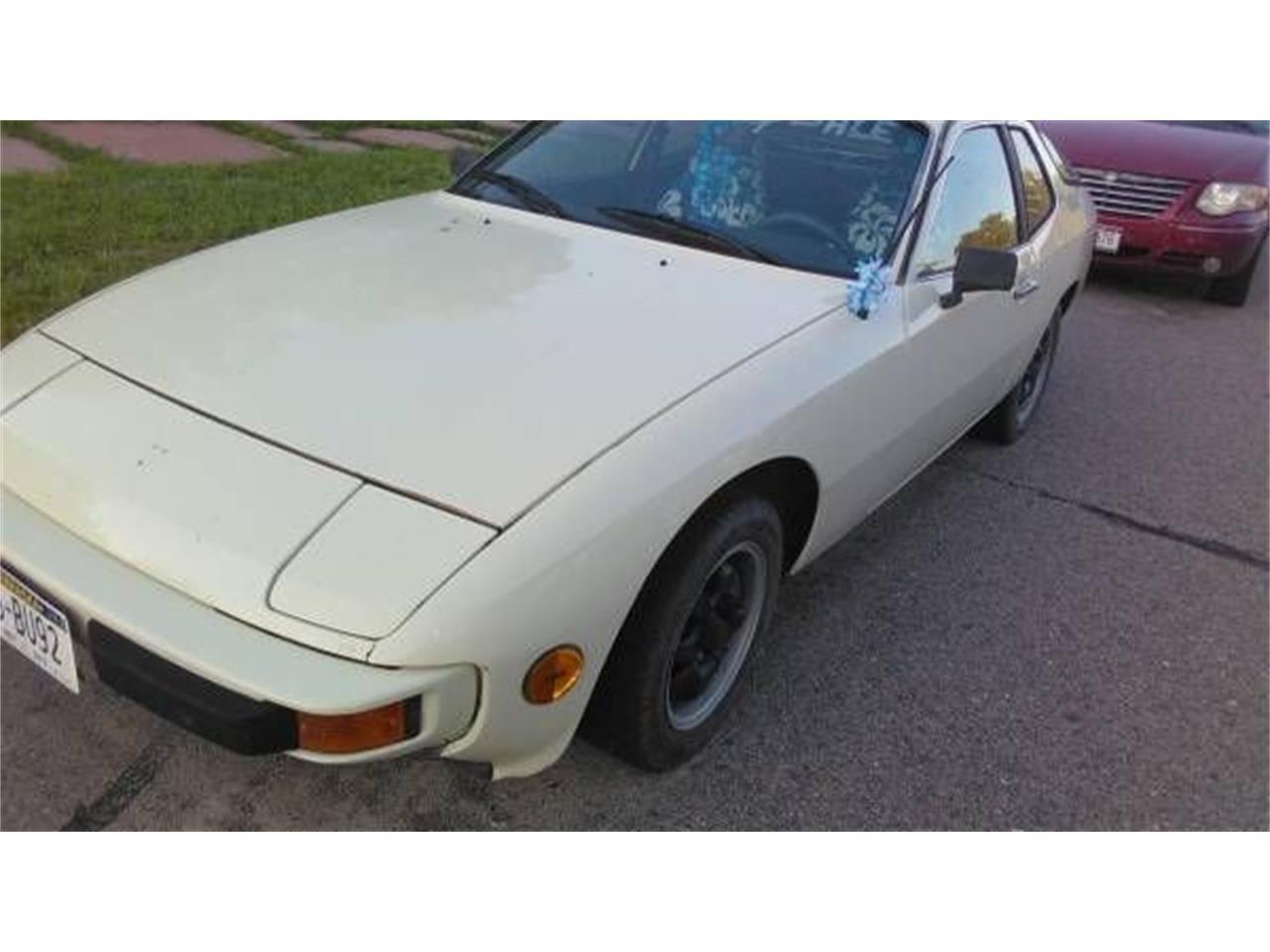 1977 Porsche 924 (CC-1344290) for sale in Cadillac, Michigan